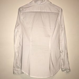 BCBGMaxAzria Tops - Classic White Dress Shirt(M)